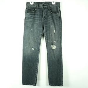 Hudson Mens Jeans Size 30 Dixon Easy Straight Fit
